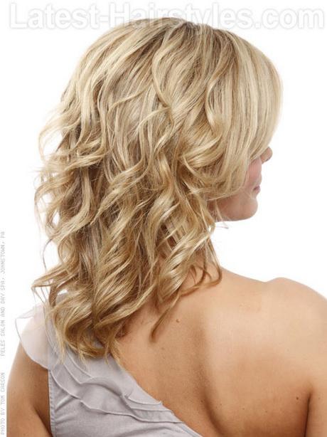 Medium Length Haircuts For Fine Hair