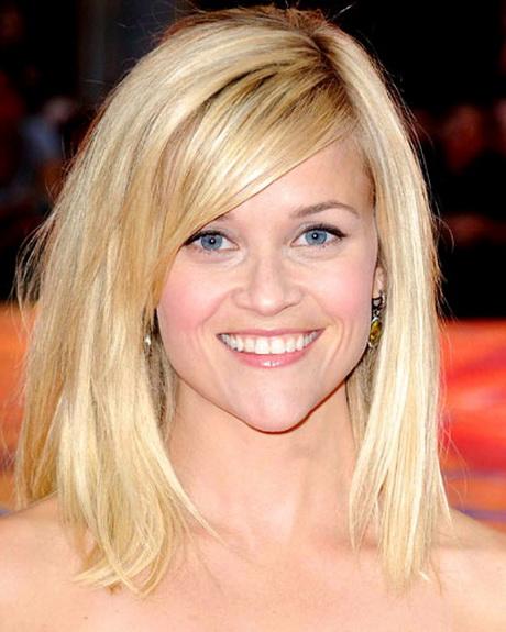 Medium Length Haircuts For Heart Shaped Faces