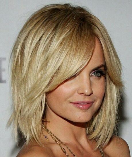 Medium Length Haircuts Thick Hair