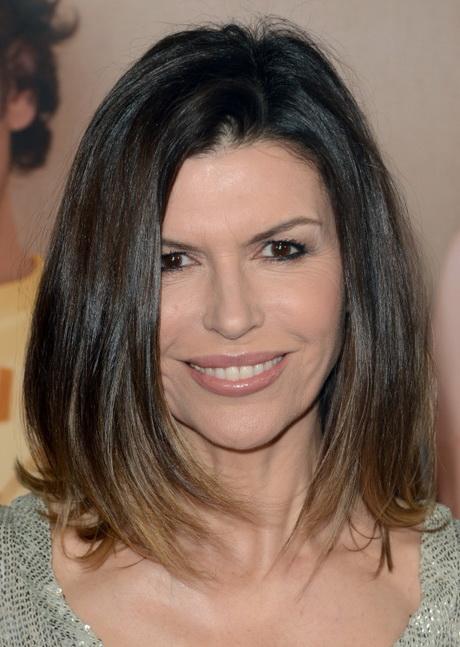 women Hair styles mature medium length