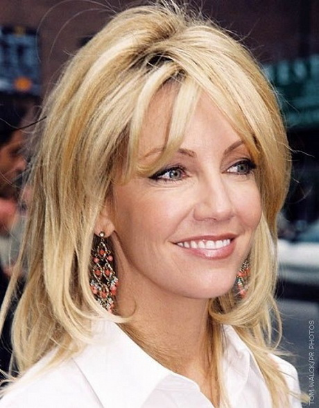 ... tighten the your hairstyle. Medium Length Hairstyles For Women Over 50