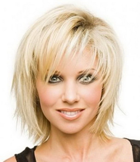 new layered hairstyles for thin hair styles hairstyles