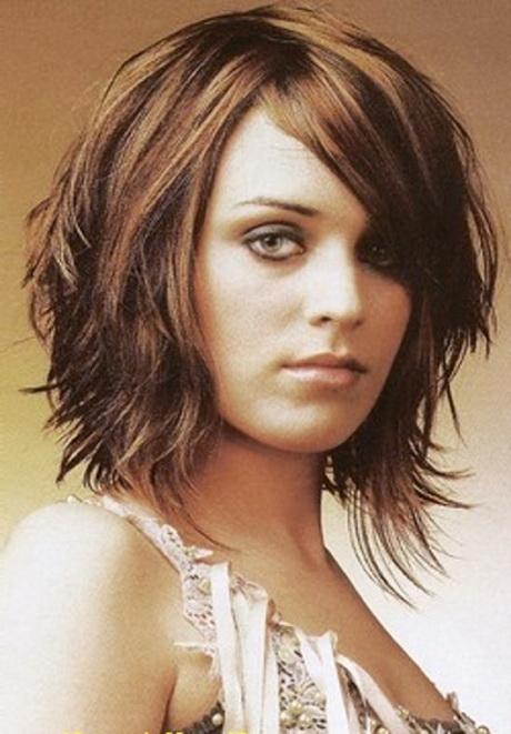 Simple 2016 Medium Length Haircuts For Women