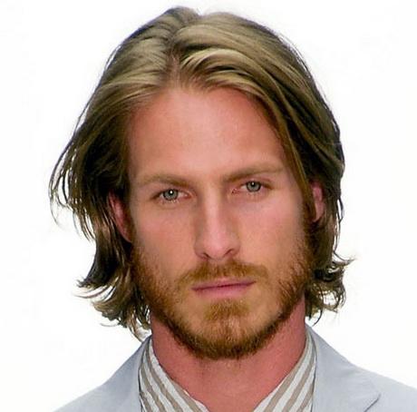 Medium Length Mens Haircuts