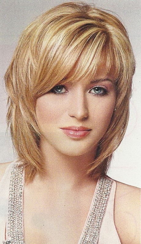 Medium Length Layered Shag Hairstyles