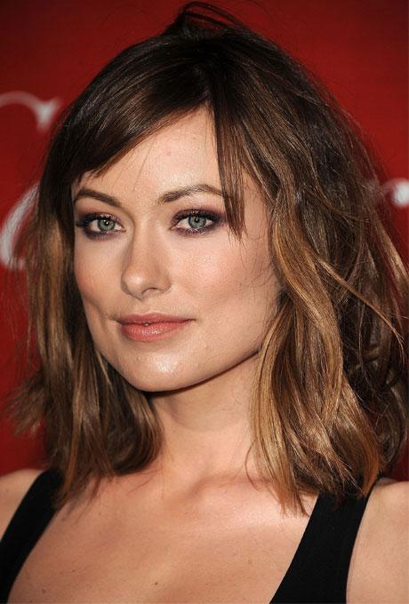 Medium Length Wavy Hairstyles