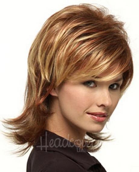 medium length hairstyles uk