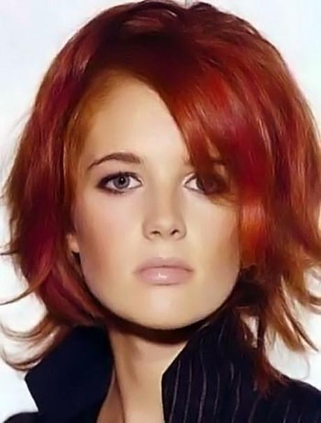 Cute Hairstyles For Medium Red Hair : Medium red hairstyles