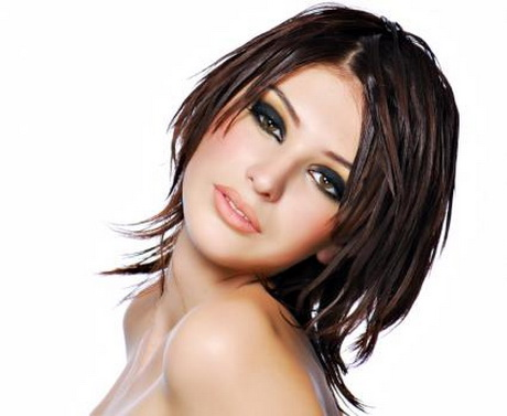 Medium Shag Haircuts