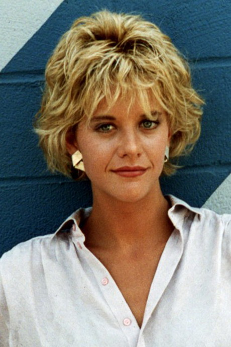 Meg ryan hairstyles