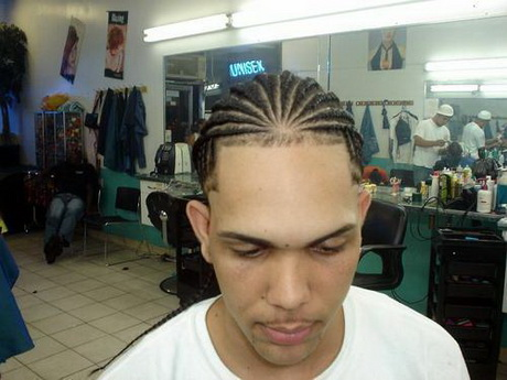 Mens Braid Hairstyles
