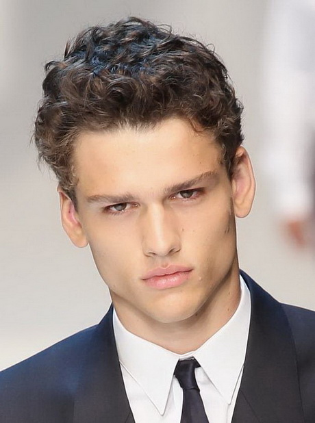 Mens Curly Hairstyles 2014  Mens Hairstyles 2018