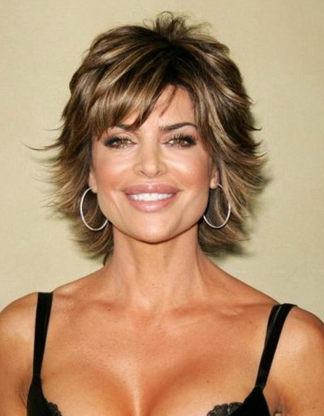 short messy hairstyles for women over 50 cute women hairstyles