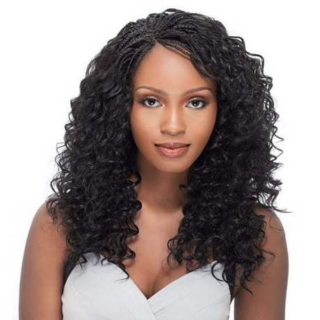 Micro Braids With Synthetic Hair Micro Braids With