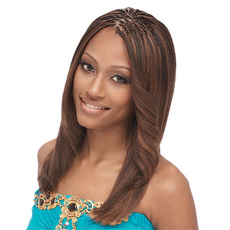 micro braid hairstyles for black women