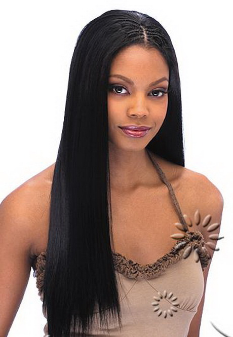 ... we see tree braids or micro braid draped in this style so this