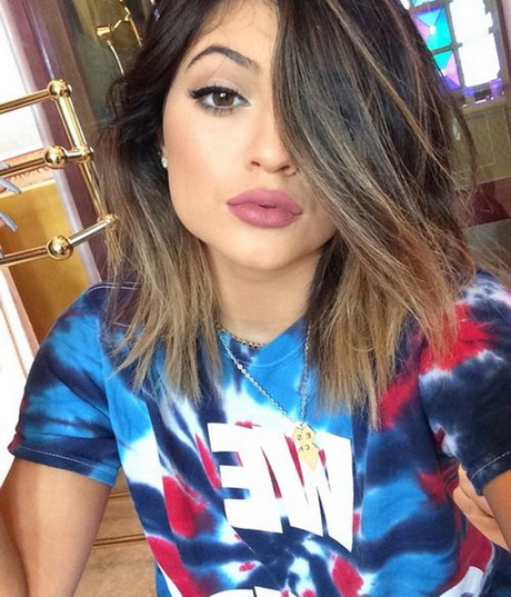 Shoulder Length Hairstyle 2015
