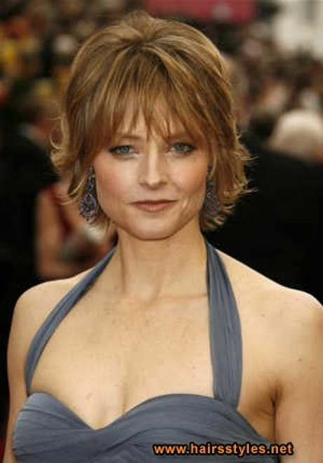 2015 Short Hairstyles for Women Over 50 with Fine Hair …