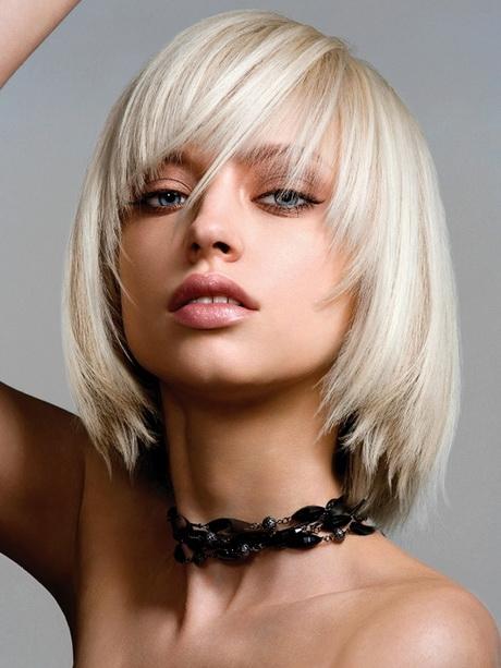 Modern Medium Length Hairstyles