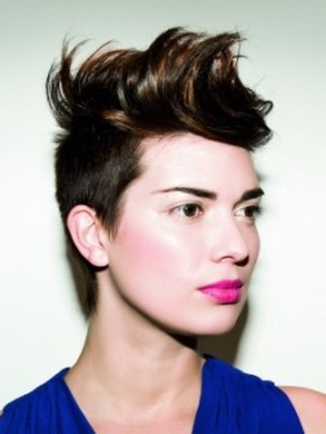 Modern  pixie  haircuts