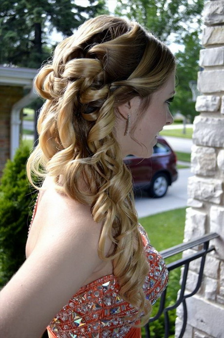 Modern Prom Hairstyles
