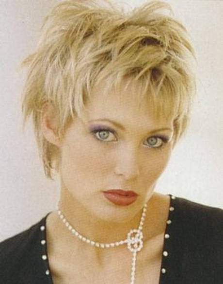 ... For Women Over 50. on shag hairstyles for short hair color ideas