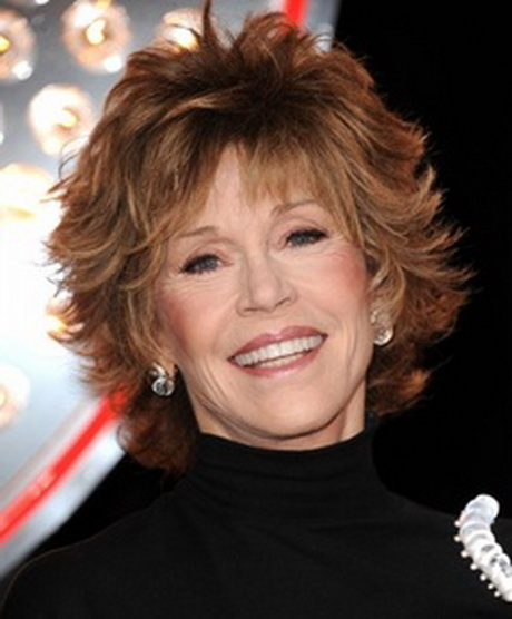 Jane Fonda Modern Shag | HAIRSTYLE GALLERY