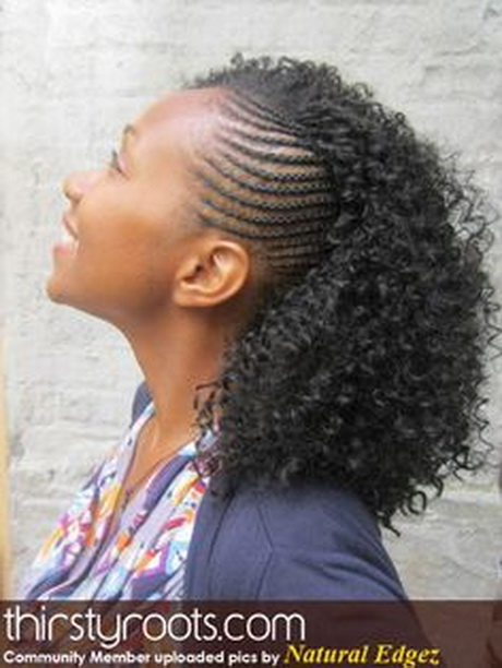 Mohawk Braided Hairstyles