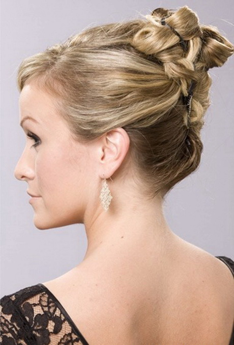 Mother Bride Hairstyles Long Hair
