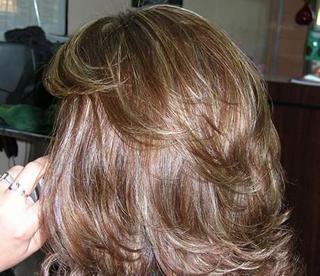 multi layer haircut