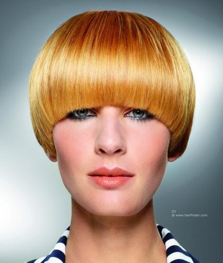 Short Mushroom Hairstyles Hairstyle