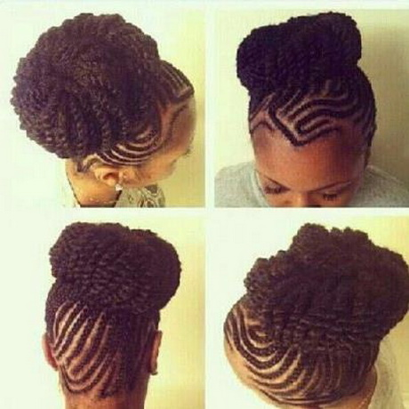 natural braided hairstyles 2 is a part of Natural Braided Hairstyles ...