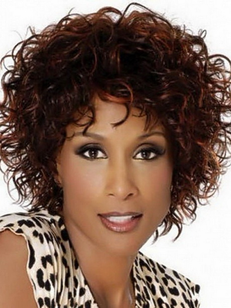 Very Short Natural Curly Hairstyles For Black Women
