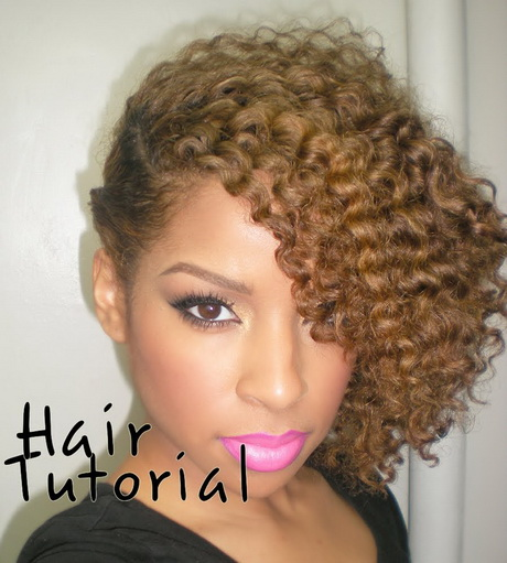 Simple Hairstyles For Natural N Hair : Natural hair styles