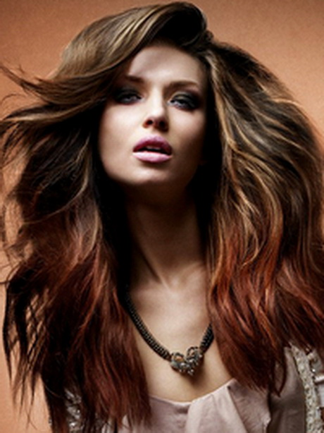 Bye Ombre This Is The Newest Hair Coloring Trend For
