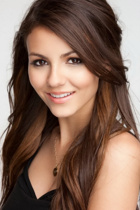 Celebrity Hairstyles Victoria Justice A New Star Hairstyle 2015 .