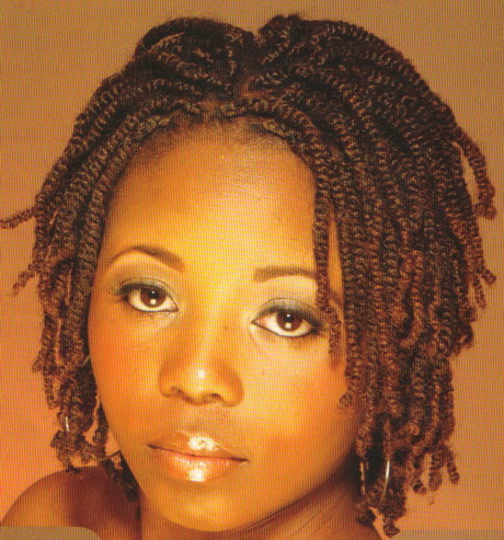 Simple Senegalese Twist Hairstyles  How To Do Hair Type Pictures