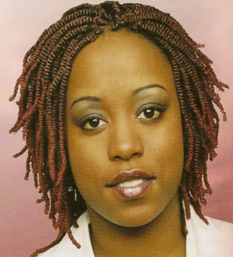 Natural Nubian Twist Hair | LONG HAIRSTYLES