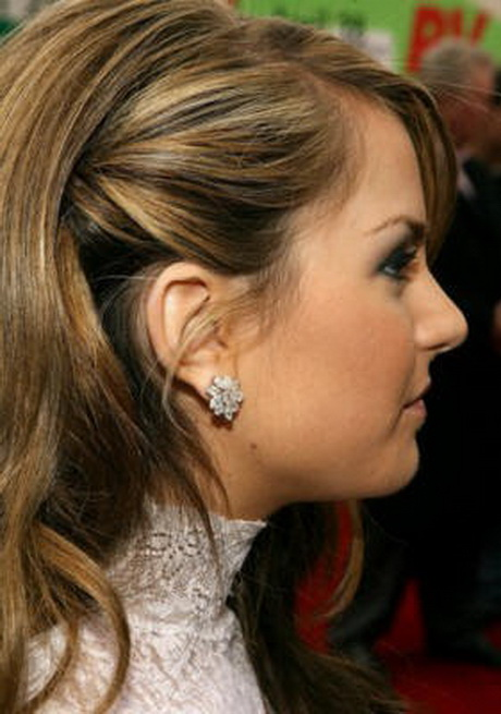 VERY SHORT HAIRSTYLES: Prom hair styles for long hair