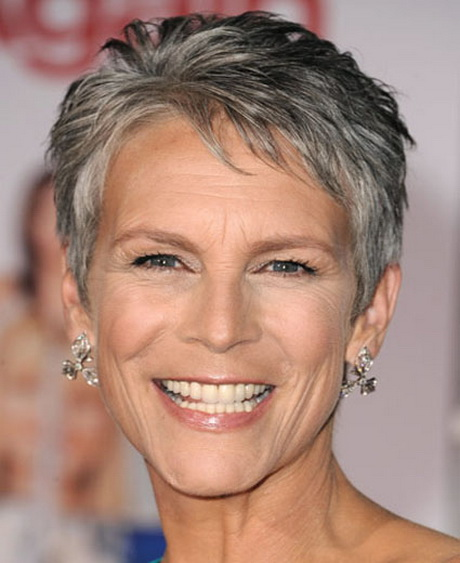 short hairstyles with color and highlights : ... short hairstyles for women over 60 who wear glasses has dimension 649
