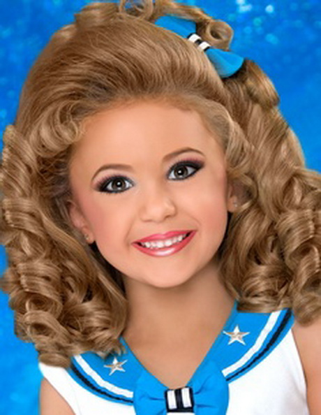 Pageant Hairstyles For Little Girls | il Miss Princess – The ...