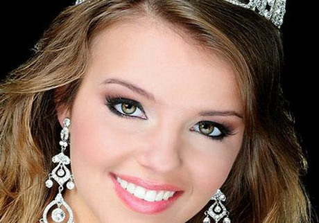 create glitz pageant hairstyles in 8 steps the pageant planet