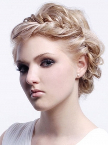 Party hairstyles for medium length hair