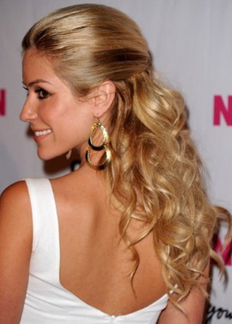 Party hairstyles for medium length hair