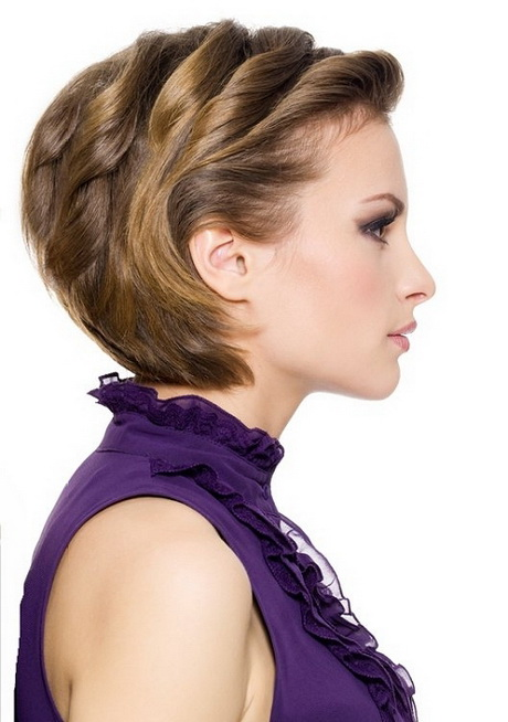 Easy Hairstyles For Short Hair Party Jordan : Short Hairstyles Picture For 2013 For Black People Short Hairstyle ...