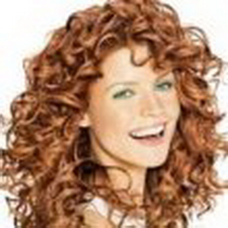 Spiral Perm Hairstyles