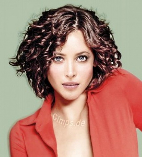 Short Hairstyles with Curly Hair