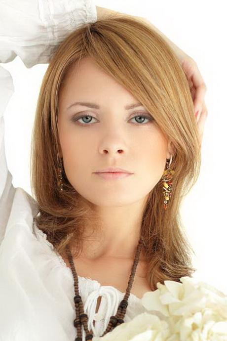 Medium haircut for asian women