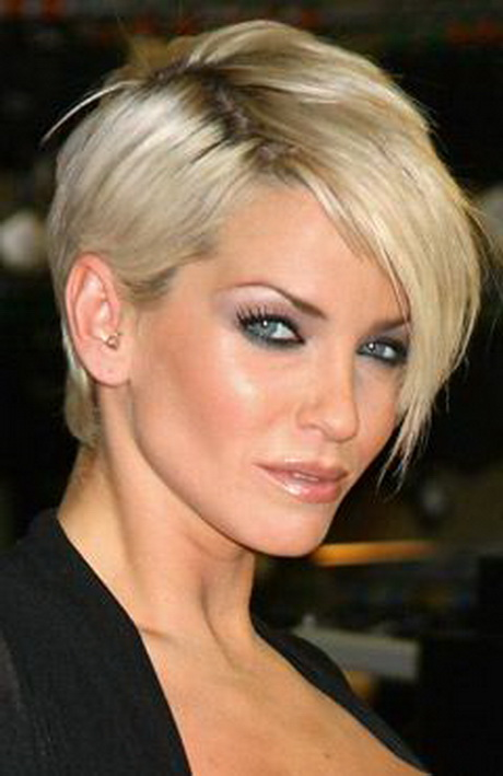 Pictures Of Short Haircut
