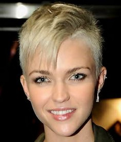 super short hairstyles 2013 | Women Short Hairstyles Haircuts Photo ...